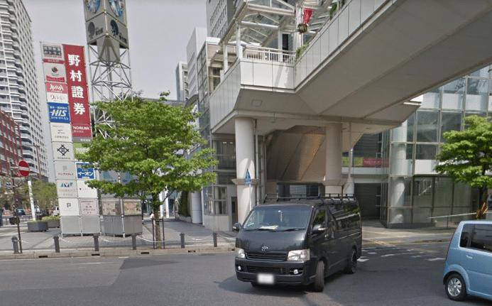 メンズTBC豊田コモ・スクエア店への道順(行き方)