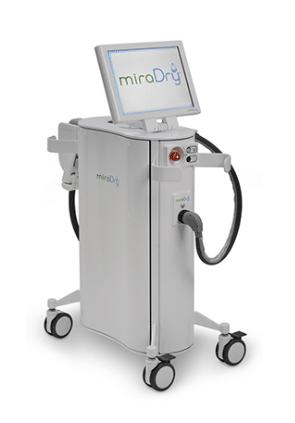 ミラドライとは「わきが・多汗症」を治療する機械