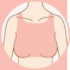 銀座カラー 部位 フリーチョイス脱毛 スタンダードチョイス胸