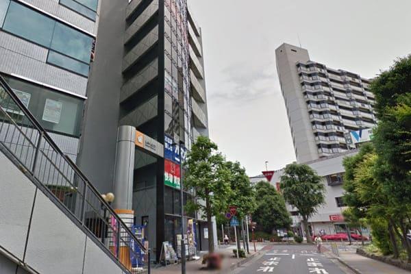 銀座カラー川越駅前店