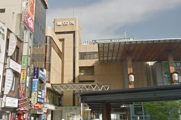 ミュゼMIDORI長野店