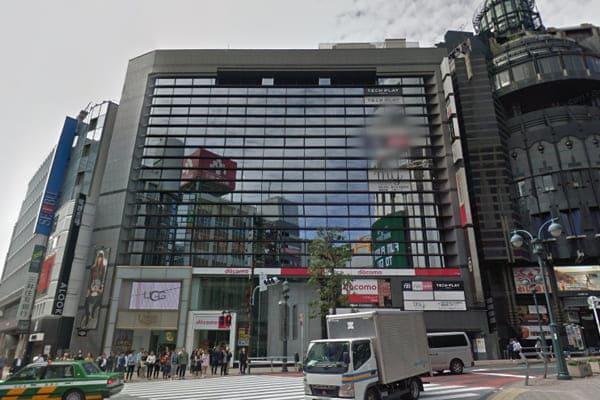 TBC渋谷店