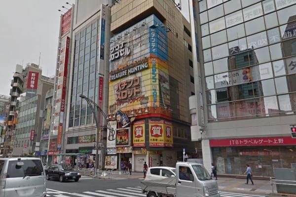 ミュゼ上野広小路店