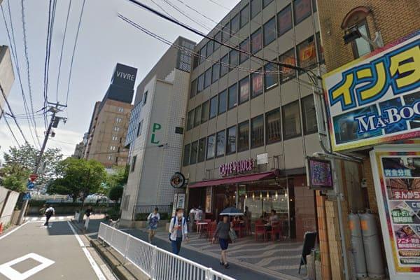 銀座カラー横浜西口店